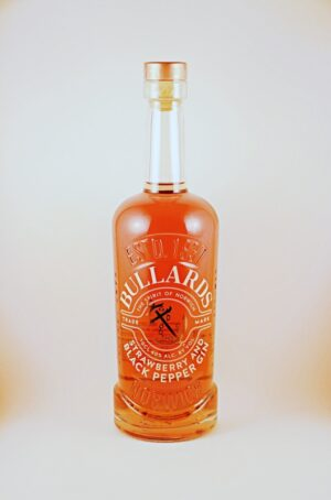 Bullards Black Strawberry and Pepper Gin