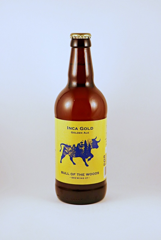 Bull of the Woods  - Inca Gold