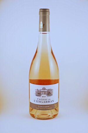 Chateau De l'Engarran rosé
