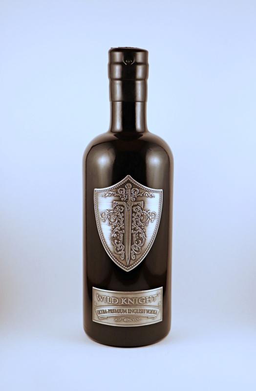 Wild Knight Ultra Premium English Vodka