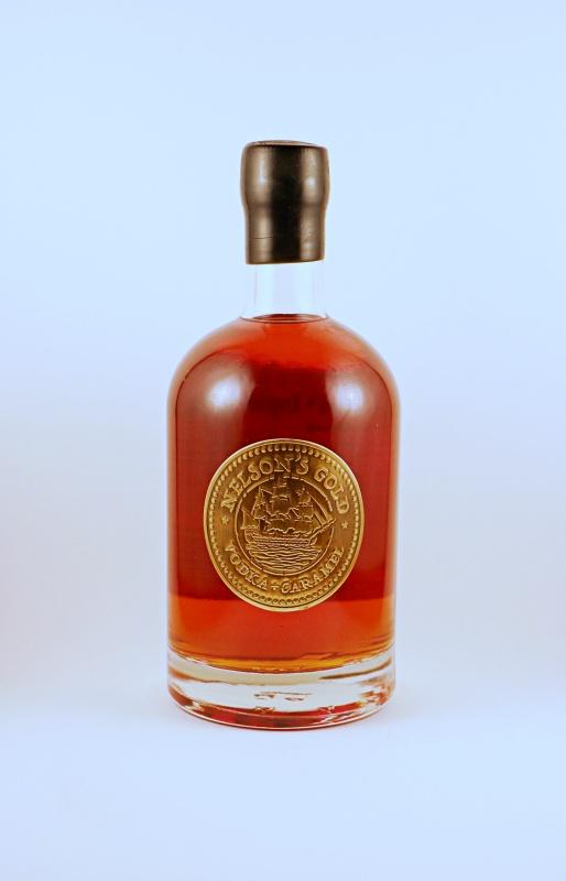 Wild Knight Nelson's Gold Vodka