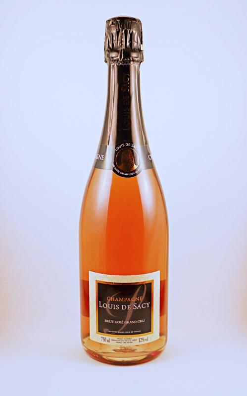 Louis de Sacy Cuvée Brut Rosé Grand Cru
