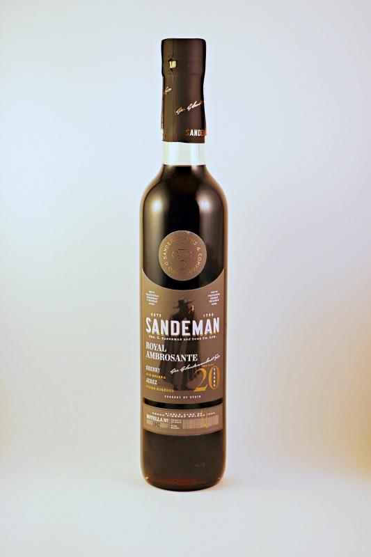 Royal Ambrosante PX Sandeman