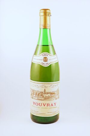 Vouvray Demi Sec