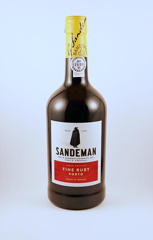 Porto Ruby Sandeman