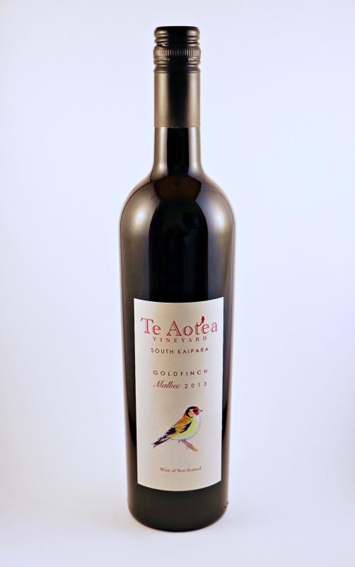 Te Aotea Goldfinch Malbec